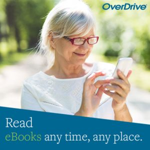 OverDrive: Read eBooks any time, any place
